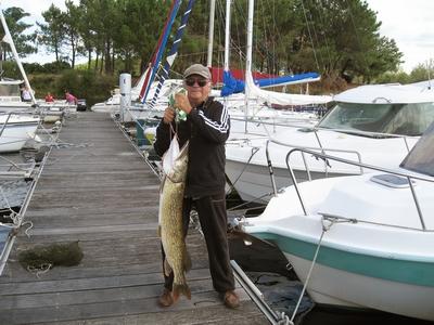 Sortie pêche - Cnhm